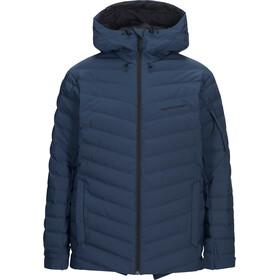 Peak Performance Frost Ski Jacket Herre Decent Blue